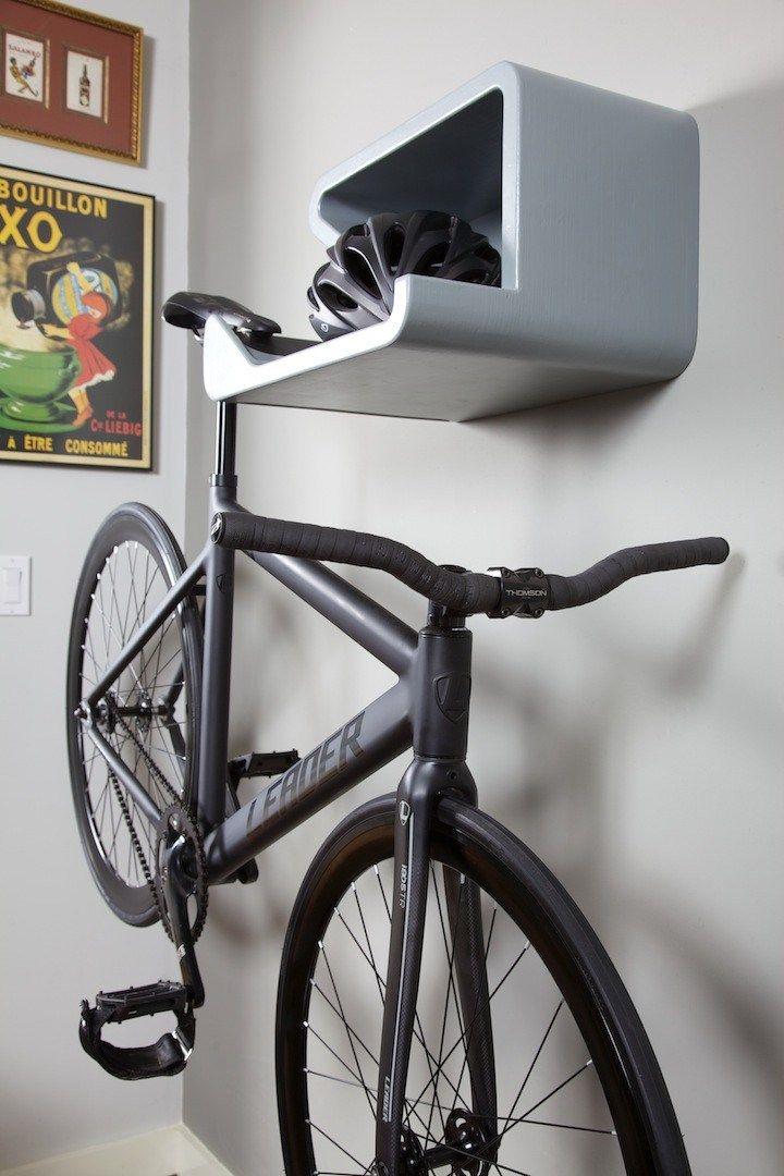 46 Best Bike Storage Images On Pinterest Diy Bike Rack
