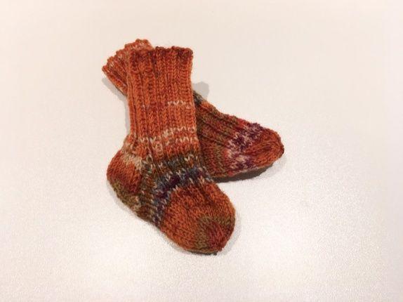 Baby sokker 0-3 mnd