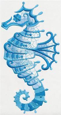 Aquarius - Seahorse_image