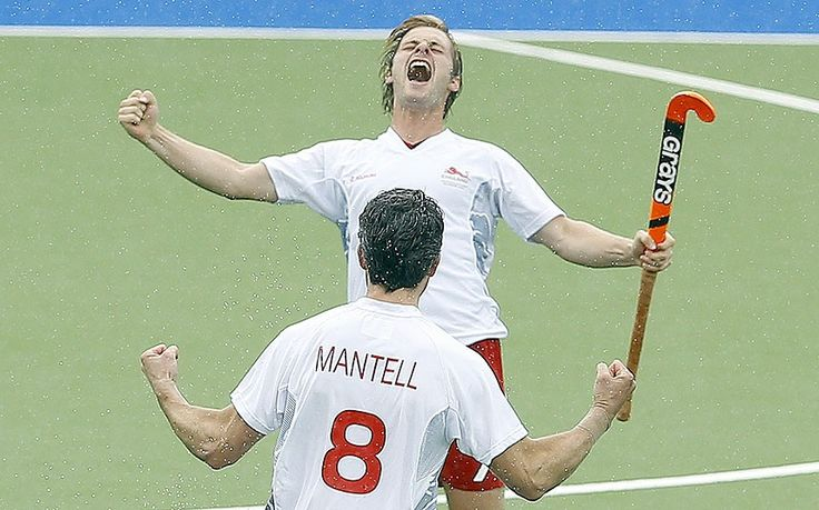 """England Hockey's performance director says they are """"building a good spine""""   ahead of Olympic qualifiers next year"""