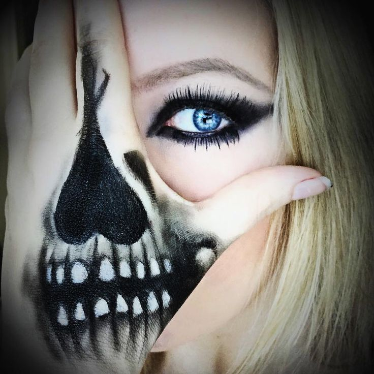 700 best ideas halloween hair scary halloween makeup images on pinterest scary halloween makeup halloween hair and fast hair growth - Halloween Is Scary