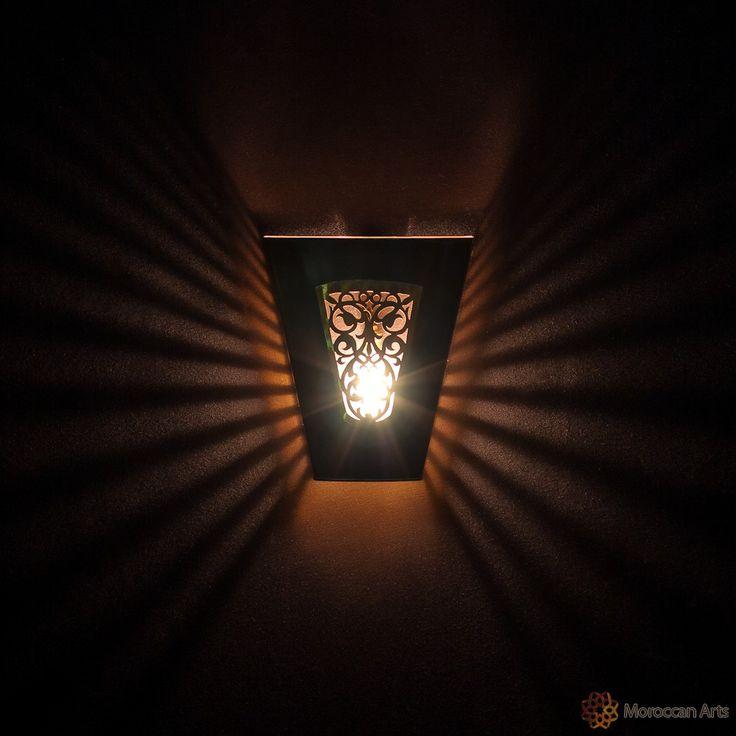 Wall lamp Sunrise