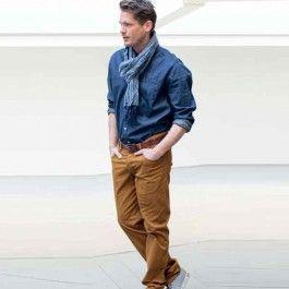 De lange broek is altijd handig om in de kast te hebben hangen en is een basic voor elke gelegenheid.