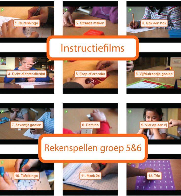 groep 5&6 Instructiefilms