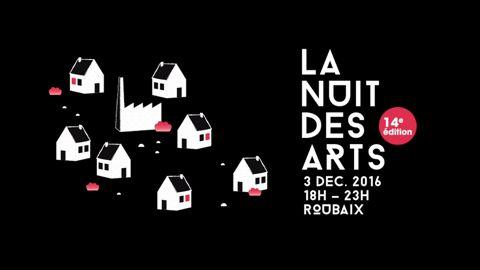 Nuit des Arts - 3 Décembre 2016