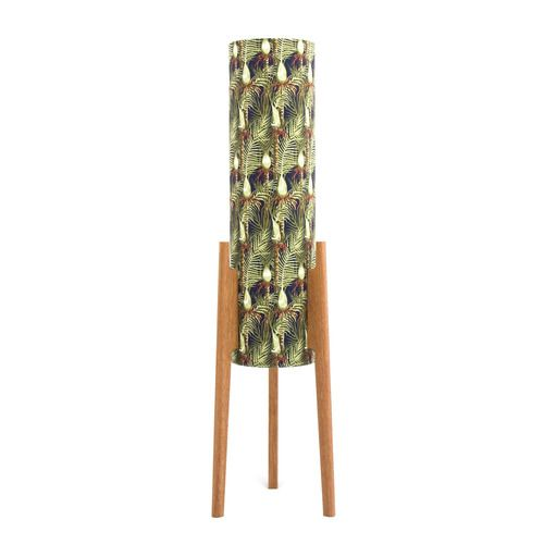 Nikau Table Lamp  #midcentury #midcenturymodern #midcenturyfurniture #midcenturydesign #midcenturyhome #midcenturylamp #rocketlamp #lighting #officeofminordetails #byronbay