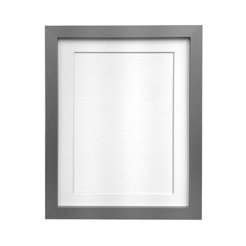 Wayfair Basics Swasey Picture Frame With White Mount Wooden Picture Frames Picture Frame Sets Picture Frames