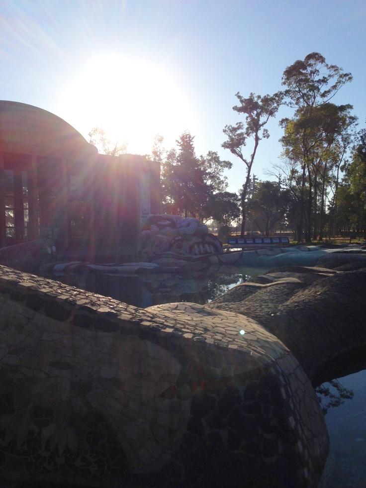 Museo en Chapultepec