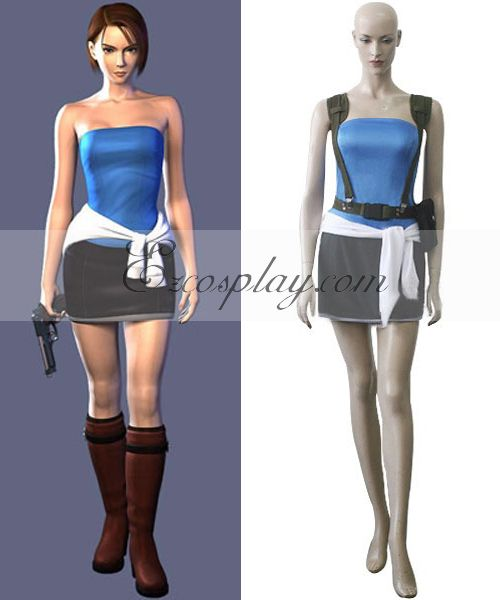 Resident Evil Game Jill Valentin Cosplay Costume #Everyone Can Cosplay! Cosplay costumes #Anime Cosplay Accessories #Cosplay Wigs #Anime Cosplay masks #Anime Cosplay makeup #Sexy costumes #Cosplay Costumes for Sale #Cosplay Costume Stores #Naruto Cosplay Costume #Final Fantasy Cosplay #buy cosplay #video game costumes #naruto costumes #halloween costumes #bleach costumes #anime