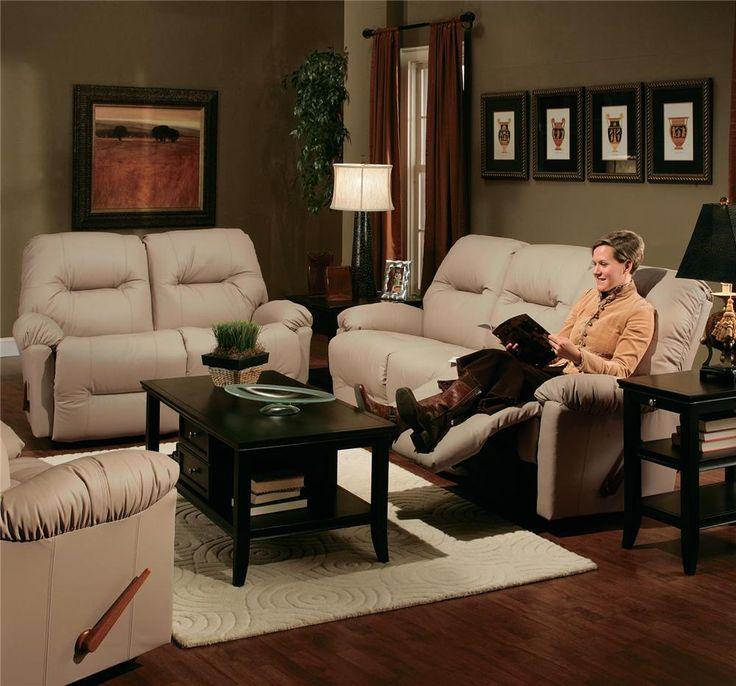 ... The Best Home Furnishings Redford Motion Loveseat Chaise At J U0026 J  Furniture   Your Mobile, Daphne, Tillmans Corner, Alabama Furniture U0026  Mattress Store