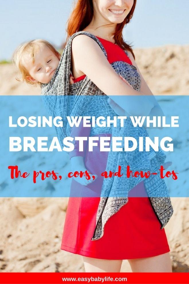 Is it safe to lose weight while breastfeeding? Doable? Sure! Here's how to lose that baby fat in a sensible way and what to do if you don't lose weight. Includes FREE mini-ecourse to get you started!