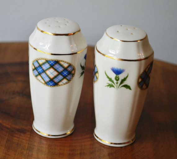 Check out this item in my Etsy shop https://www.etsy.com/ca/listing/461901174/royal-adderley-salt-and-pepper-vintage