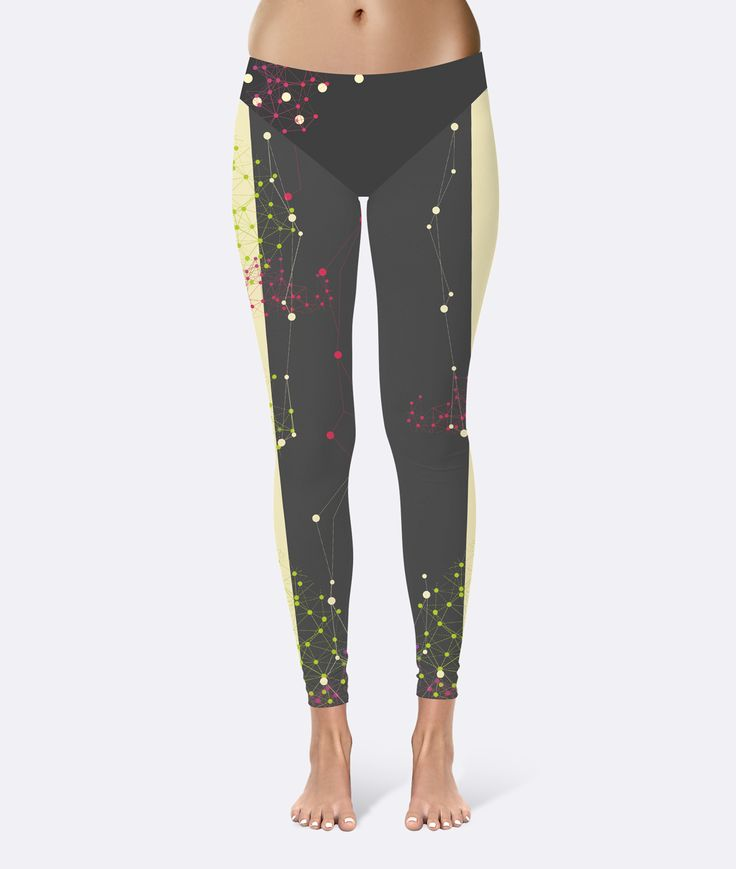 Constellation S/S 2015 - fitness tights coming soon from gonoly - Sport is our fashion. Fashion is our sport. Romance sport - http://www.gonoly.com