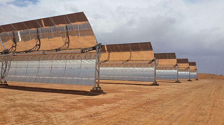 Le Maroc construit la plus grande centrale solaire du monde pour fournir en électricité la moitié du pays dès 2020   SooCurious