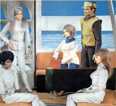 captain scarlet angels - Google Search