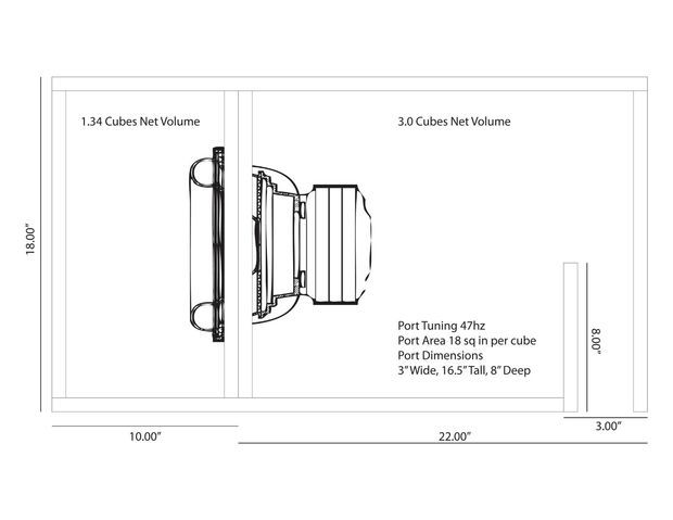 Best 25 Subwoofer Box Design Ideas Car