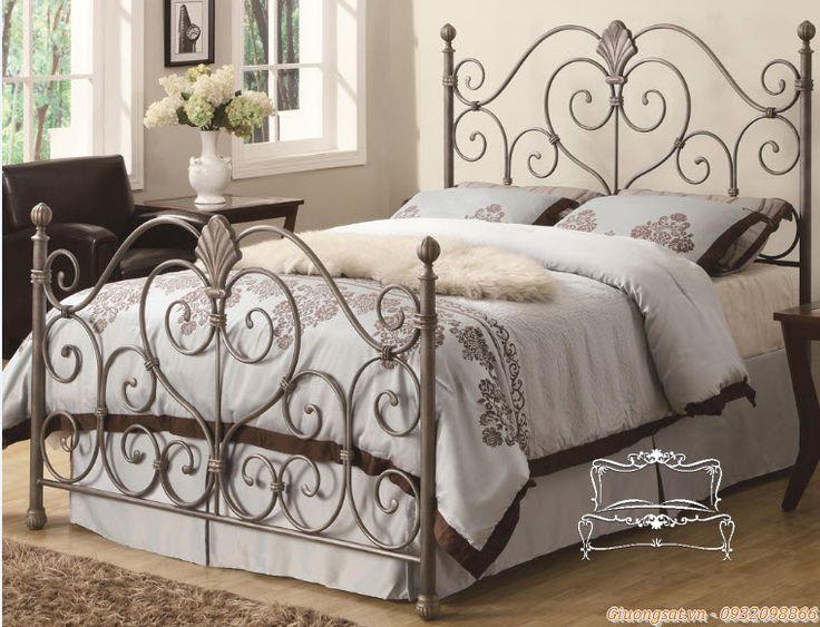 Bộ sưu tập 27 mẫu giường sắt nghệ thuật đẹp nhất năm 2013. Bộ sưu tập mẫu giường sắt này bao gồm 4 phong cách từ cổ điển đến hiện đại và đơn giản, có cả thiết kế giường sắt kiểu Nhật và Hàn Quốc http://www.giuongsat.vn/mau-giuong-sat-dep/27-mau-giuong-sat-dep-nhat-bang-sat-nghe-thuat.html
