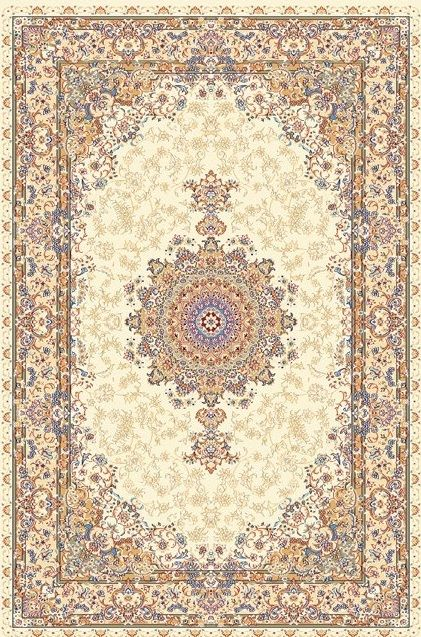 Tappeto Design classico 200x300 cm, Pura Lana. Teppich