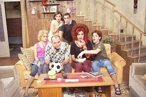 Ever wonder what the Bundys would like like in say, Germany? Or perhaps Hungary? A Spanish Kelly?: Dads Idol, Nerd Life, Married With Children, Spanish Kelly, Foxes Series, American Televi, Al Bundy