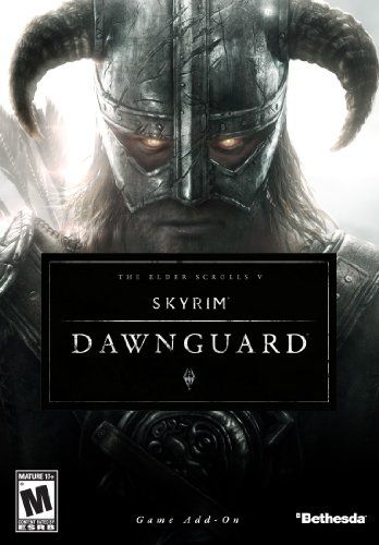The Elder Scrolls V: Skyrim DLC Dawnguard  Downloadable content for base game: The Elder Scrolls V SkyrimNew Weapons, Armor, Spells and ShoutsBecome a Vampire Lord. Hover across the ground, turn yourself into bats, levitate your enemies as you drain their life, and more…  Read More  http://techgifts.mobi/shop/the-elder-scrolls-v-skyrim-dlc-dawnguard/