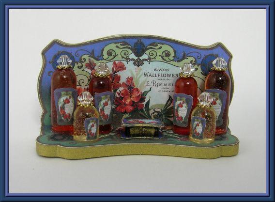 Wallflowers Perfume Display