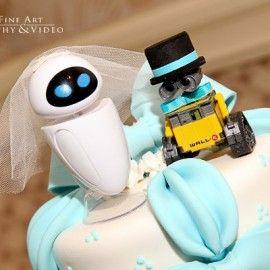 Figuras pastel de boda cute | Todokawaii
