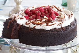 Double-Chocolate Treasure Cake Recipe - Kraft Canada
