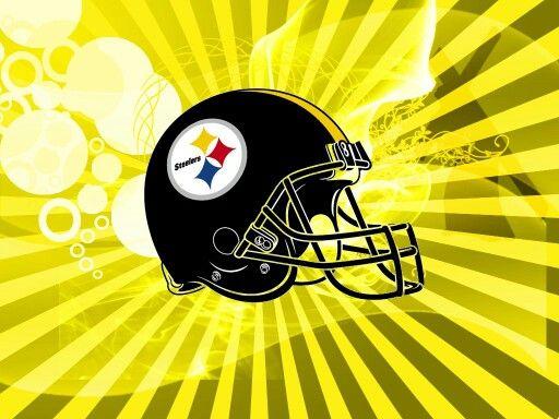Pittsburgh Steelers Helmet artwork