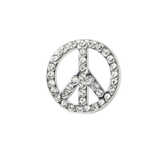 PEACE SIGN Charm by Caroline Néron