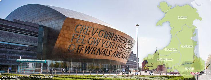 Devenez au pair à Cardiff au Pays de Galles !