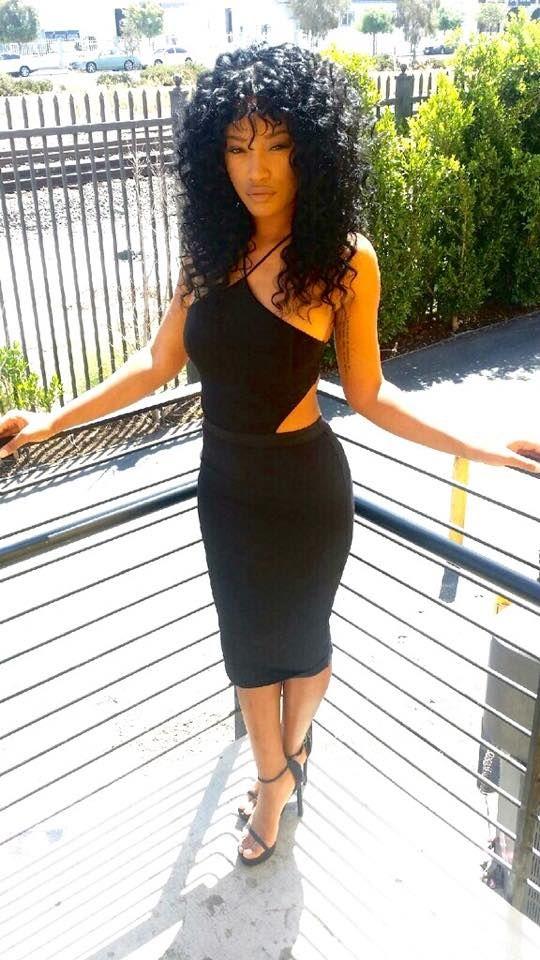 25 trending keke palmer ideas on pinterest black girl braids keke palmer gets new hairstyle bangs 5 urmus Gallery