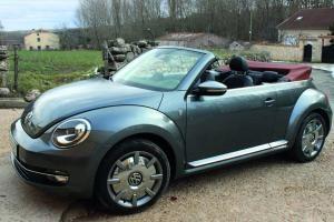 Beetle Cabrio Karmann Edition.