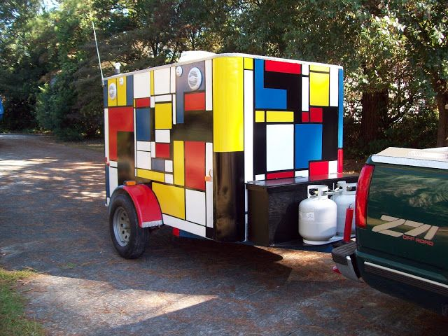 Teardrops n Tiny Travel Trailers • View topic - GNAT 5X8 cargo ...
