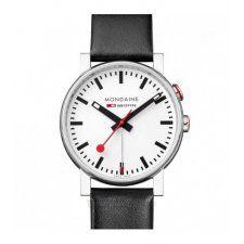 Mondaine Gents' Evo Big Alaram Watch A468.30358.11sbb