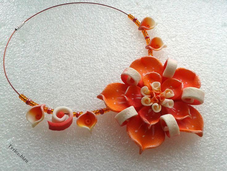 Polymerový květ