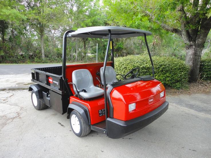 2010 Toro Workmam HDX Golf carts, Tractors, Turf