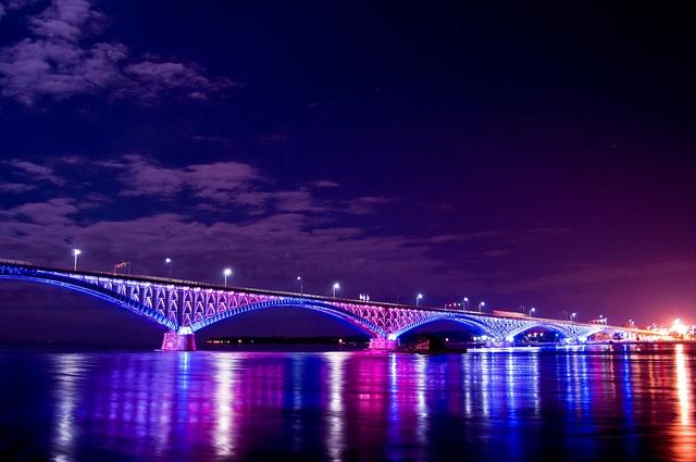 Peace Bridge  Buffalo, NY