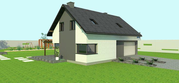 Projekt indywidualny. Projekt będzie realizowany w Jerzmanowicach.