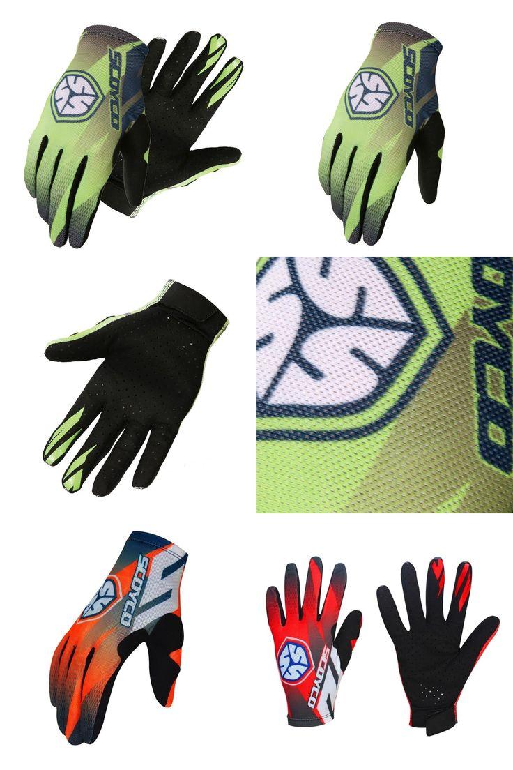 [Visit to Buy] Scoyco MX56 Motorcycle Motorbike Motocross ATV Off-rod Protective Gloves motocicleta luva moto guantes mtb sports Gym Men Green #Advertisement