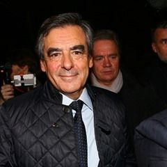 Francois Fillon in Paris after winning 1st right-wing presidential primary (317708)
