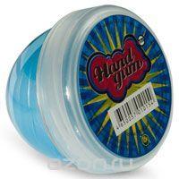 Жвачка для рук Тм HandGum, цвет: голубой, с запахом сгущеного молока, 70 г