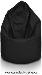 Primabag Mega Sako polyester černá