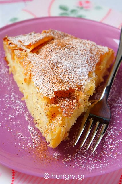 Greek Galatopita - Milk Pie