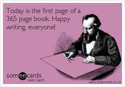 Happy New Year! - Writers Write