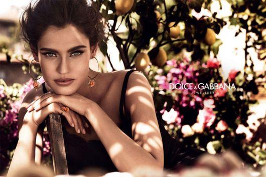 Dolce Gabbana SS13 Dolce & Gabbana SS13 Jewellery Campaign