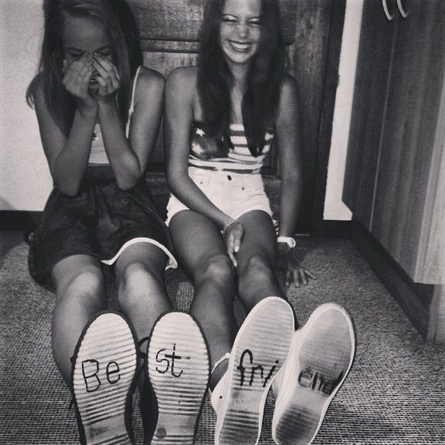 Best friends and Tomy Takkies