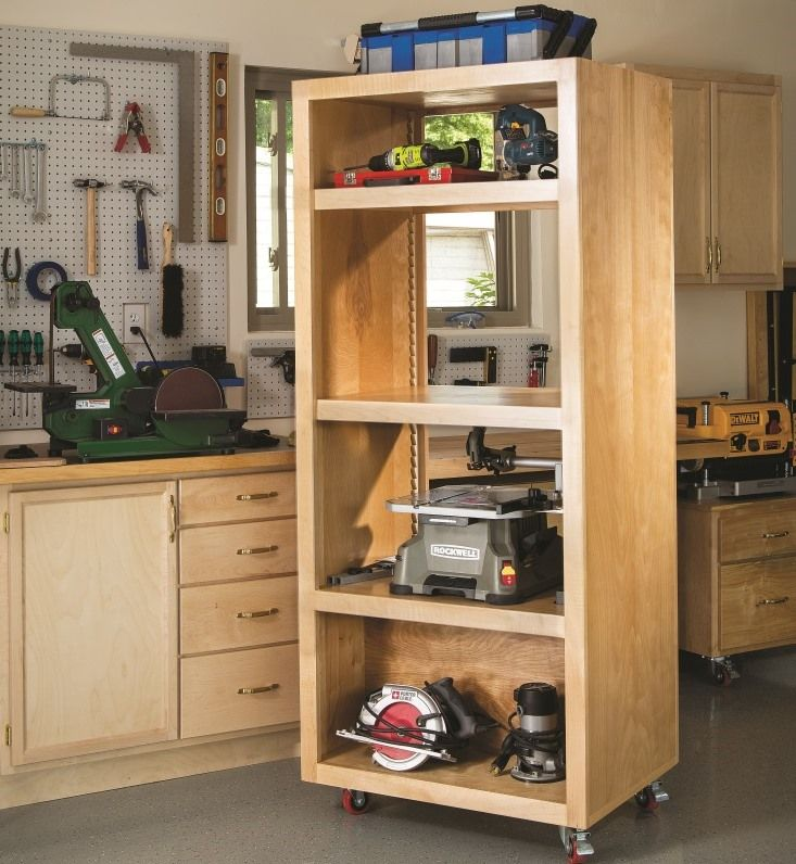 Nice Bench Tool System #7: Woodcraft Magazine Aug/Sept 2013 Issue #54 | Garage | Pinterest |  Woodworking, Tool Storage And Storage