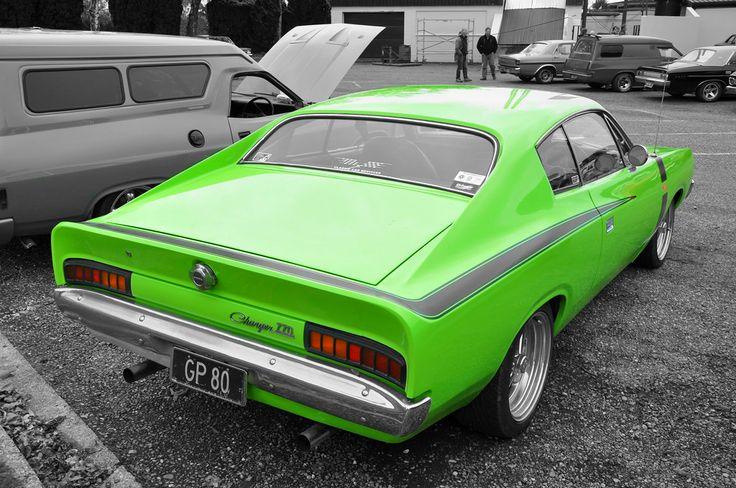 Rad Racer — 1973 Chrysler Valiant Charger