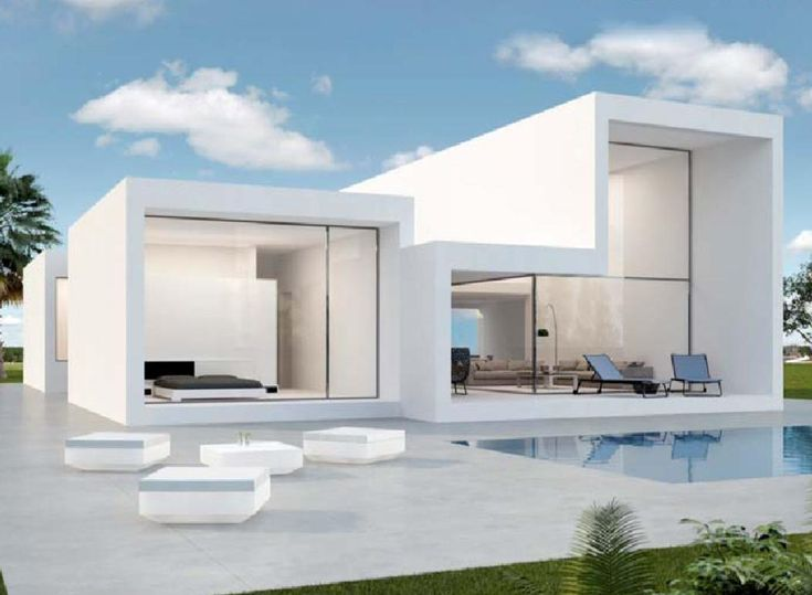 White Modern Houses 520 best modern home♥ images on pinterest | architecture