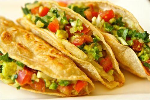 Meatless Tacos de Papa (Potato Tacos)